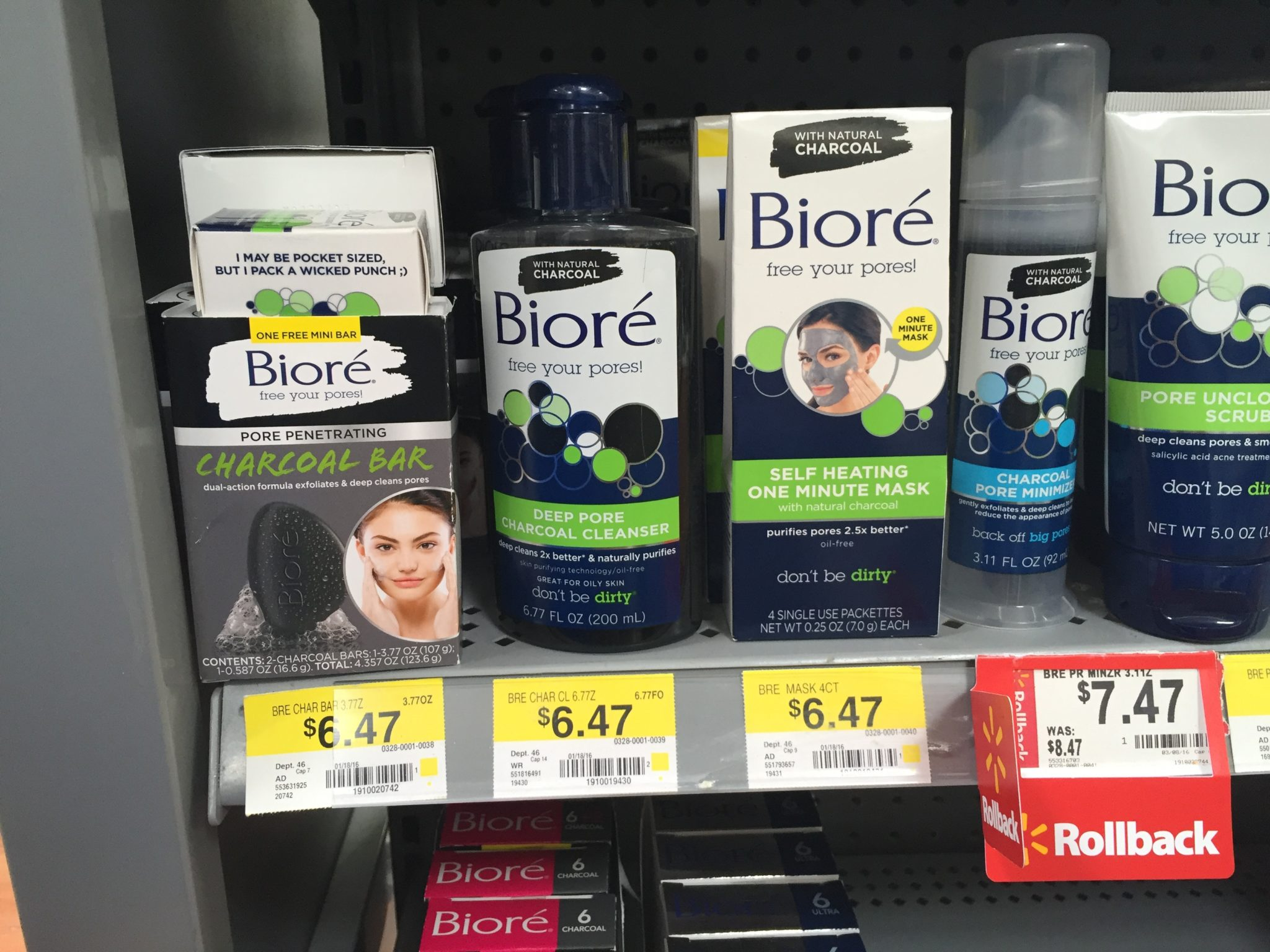 Spring Clean Your Face With Bioré - Love More Live Blessed